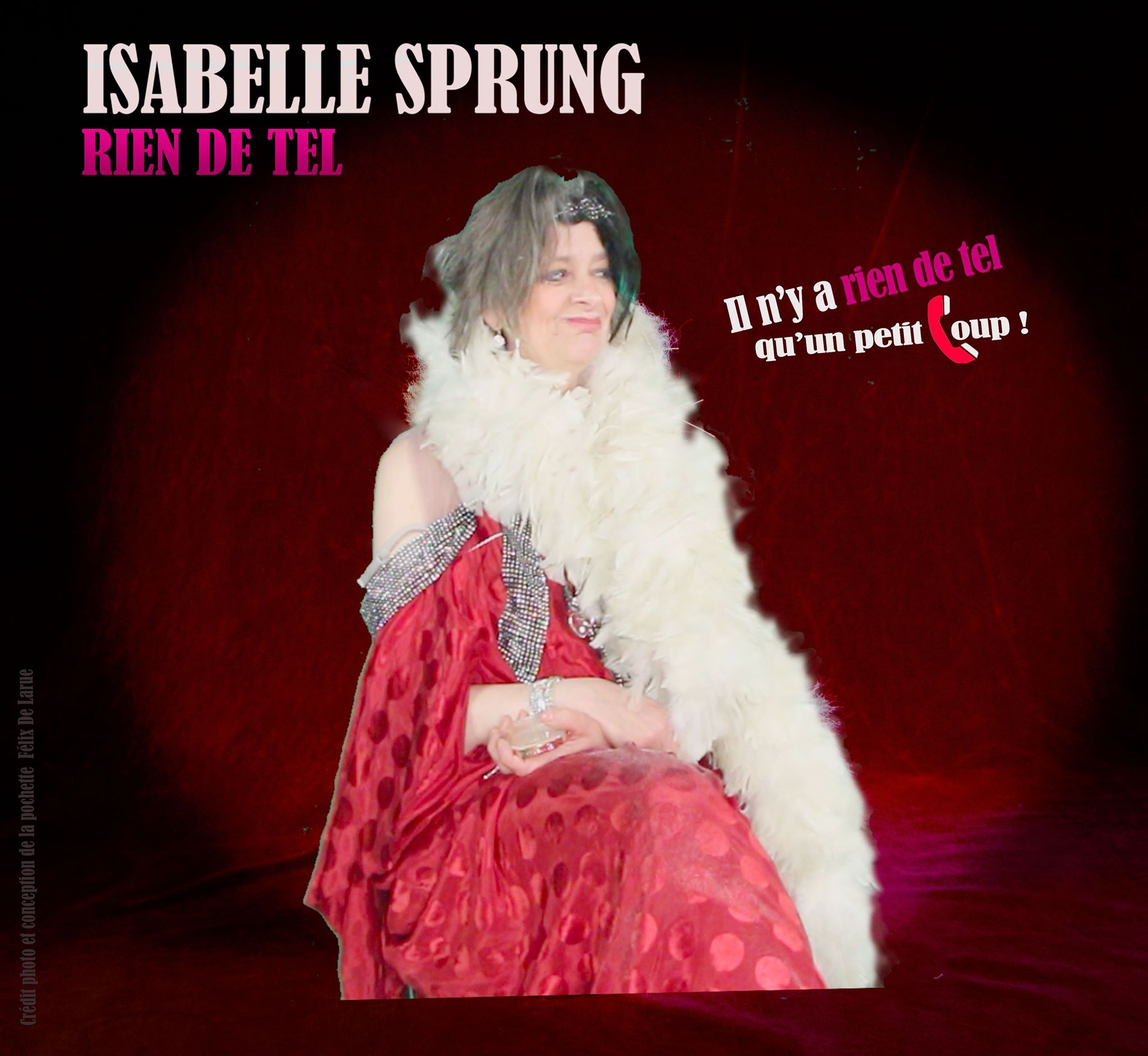 Isabelle Sprung - Rien de tel