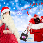 Carte postale Mère Noël